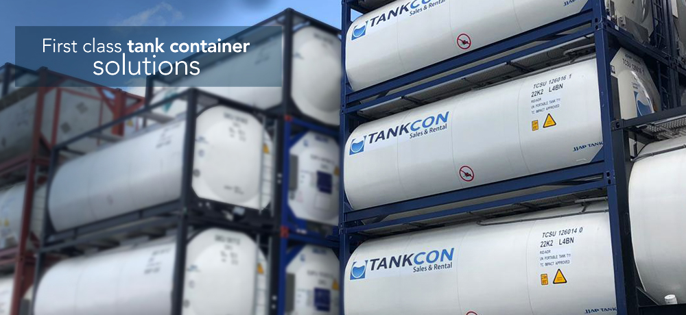 Tank Container Lease