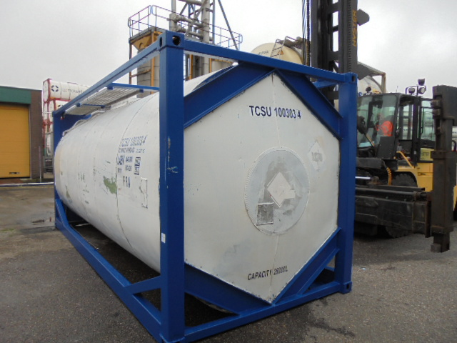 26000 liters IMO-1 tank container