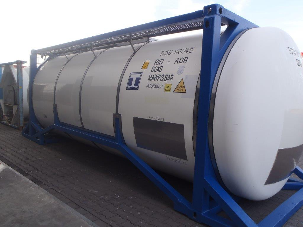 30000 liters IMO-1 Swap Body tank container