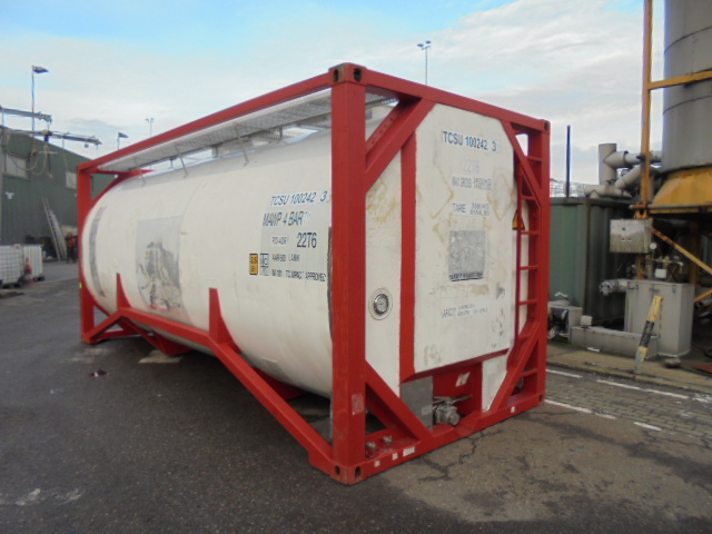 25000 liters T11 tank container