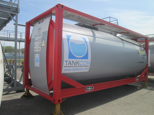 24000 liters IMO-1 Lining tank container TANK CONTAINER WITH LINING COATING