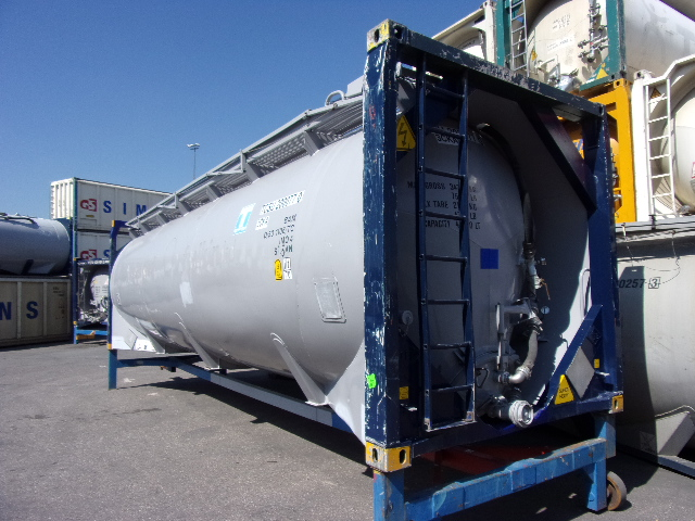 41000 liters 30ft SILO tank container